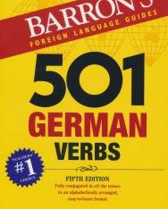 Barron's 501 German Verbs 5th Edition