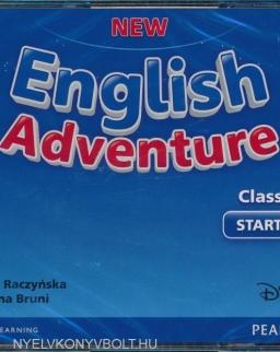 New English Adventure Starter A Class Audio CD