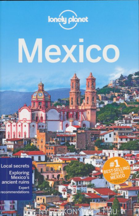 Mexico - Lonely Planet Travel Guide (14th edition)