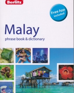 Berlitz Phrase Book & Dictionary Malay (2nd Revised edition)