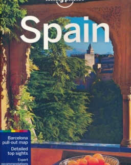 Lonely Planet - Spain Travel Guide (12th Edition)