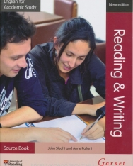 English for Academic Study: Reading & Writing Source Book 2012