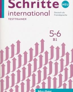 Schritte international Neu 5+6 Testtrainer