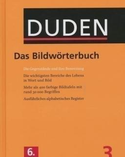 Das Bildwörterbuch (6. Auflage) - Der Duden in 12 Bänden/Band 3