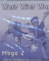 Wer? Wie? Was? Mega 2 - Lektionstexte und Lieder - Audio Buch