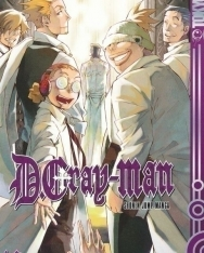 D.Gray-Man 16 Német