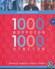1000 Vaproszov & otvetov - 1000 kérdés és válasz oroszul (LX-0133-1)