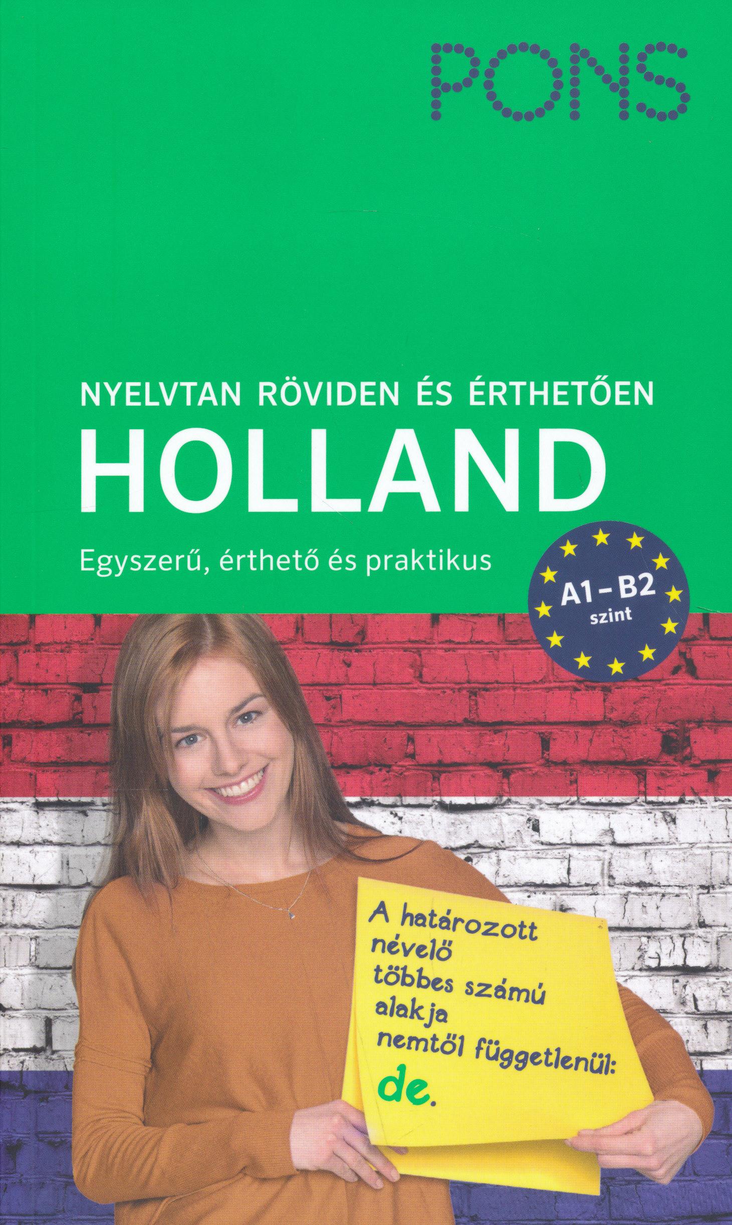 PONS Nyelvtan röviden és érthetően – Holland