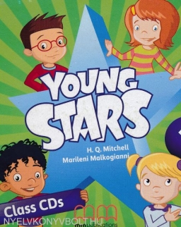 Young Stars Level 1 Class CDs