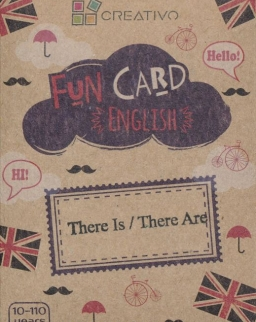 Fun Card English: There Is/There Are