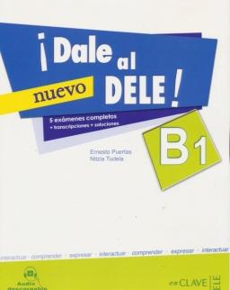 Dale al DELE! B1  + Audio descargable