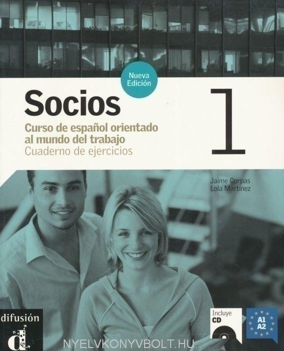 Socios 1 Nueva edícia Cuaderno de ejercicios