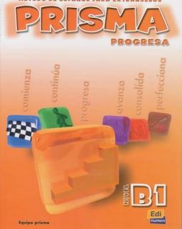 Prisma B1 - Progresa - Libro del alumno