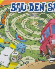 Bau den Satz! - Spielend Deutsch lernen (Társasjáték)
