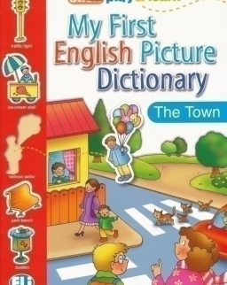 ELI My First English Picture Dictionary - The Town
