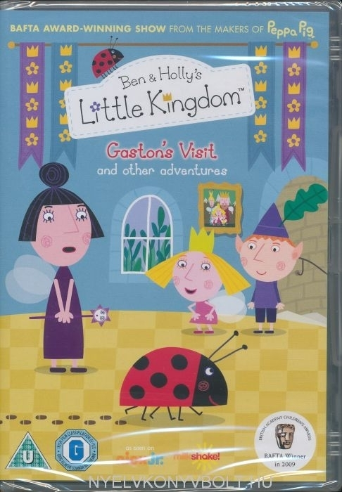 Ben and Holly's Little Kingdom - Gaston's Visit DVD