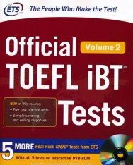 Official TOEFL IBT Tests with DVD-ROM - Volume 2