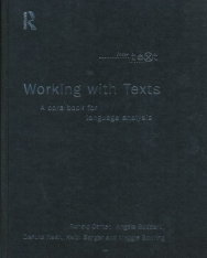 Working With Texts Hardback