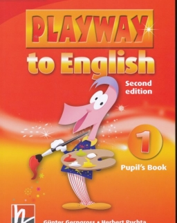 Playway to English - 2nd Edition - 1 Pupil's Book