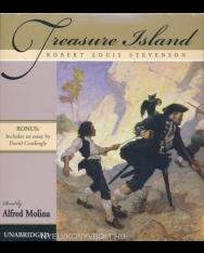 Robert Louis Stevenson: Treasure Island - Audio Book (6CDs)