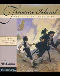 Robert Louis Stevenson: Treasure Island - Audio Book (6CDs)