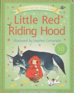 Little Red Riding Hood - Usborne Fairytale Sticker Stories