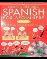 Usborne Internet-Linked Spanish for Beginners Pack