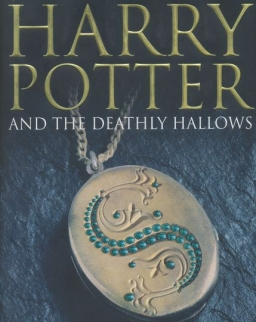 J. K. Rowling: Harry Potter and the Deathly Hallows (Harry Potter 7 angol nyelven) Adult Edition Hardback