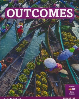 Outcomes 2nd Edition Elementary Student's Book with Online Access Code and Class DVD-ROM