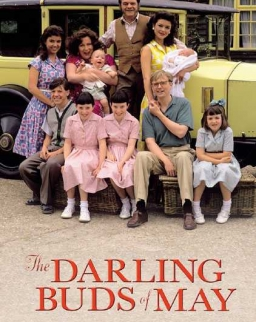 The Darling Buds of May with Audio CD - Penguin Readers Level 3