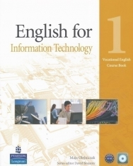 English for Information Technology 1 Vocational English Course Book with CD-ROM