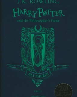 J. K. Rowling: Harry Potter and the Philosopher's Stone - Slytherin Edition