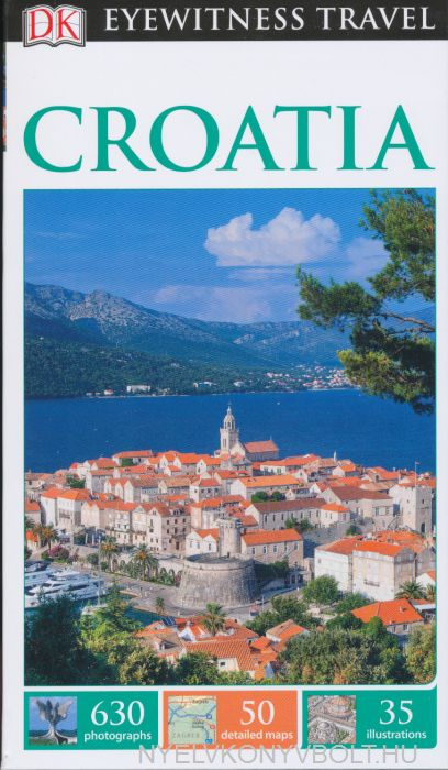DK Eyewitness Travel Guide - Croatia