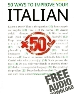Teach Yourself - 50 Ways to Improve your Italian