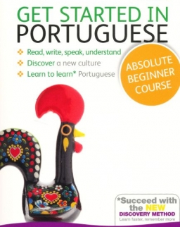 Teach Yourself: Get Started in Portuguese - Absolute Beginner Course with Audio Online