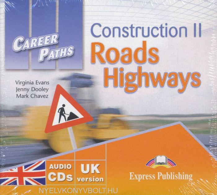 Career Paths: Construction II - Roads & Highways Audio CD