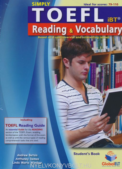 Simply TOEFL Reading & Vocabulary Student's Book