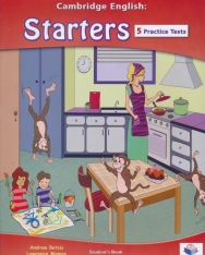 Succeed in Cambridge English: Starters - Student's Book + 5 practice Tests + CD + Answer key
