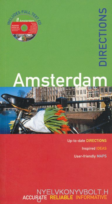 Amsterdam - Directions + CD-ROM