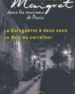 Georges Simenon: Maigret dans les environs de Paris
