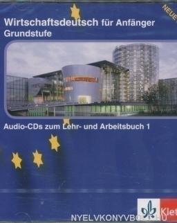 Wirtschaftsdeutsch für Anfänger Grundstufe CD