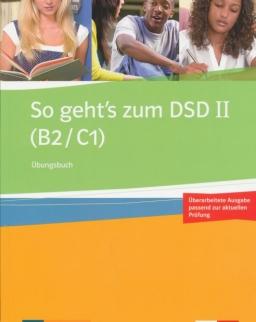 So geht's zum DSD II B2/C1 Neue Ausgabe Übungsbuch