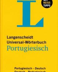 Langenscheidt Universal-Wörterbuch Portugiesisch mit Reise-tipps Portugiesisch-Deutsch/Deutsch-Portugiesisch