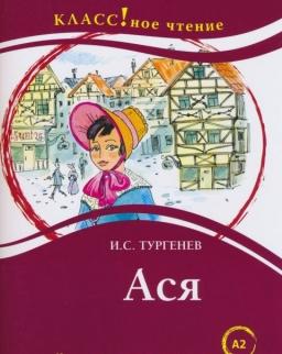 Aszja - Klassznoje cstyenyije A2 (1300 szlov)