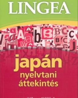 Lingea japán nyelvtani áttekintés praktikus példákkal