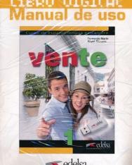 Vente 1 Libro Digital + Manual de Uso - Curso de espanol para extranjeros