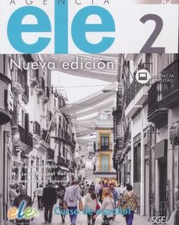 Agencia ele Básico Libro de ejercicios - Nueva edición con Licencia Digital - Nivel A2