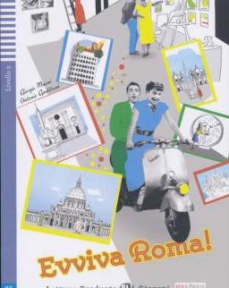 Evviva Roma! - Libro con CD Audio - ELI Letture Graduate Giovanni Livello 2 (A2)