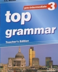 Top Grammar 3 Pre-Intermediate Teacher's Edition