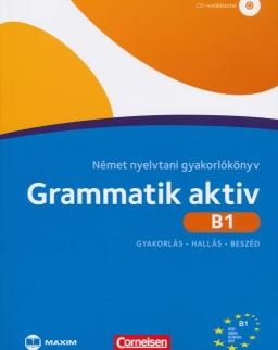 Grammatik aktiv B1 - Német nyelvtani gyakorlókönyv CD melléklettel (MX-527)